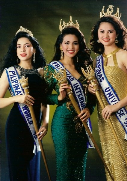 Gladys Andre Duenas – Bb Pilipinas International 1995